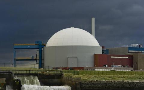 Deelnemers aan de stelling van de dag zien wel wat in kernenergie.
