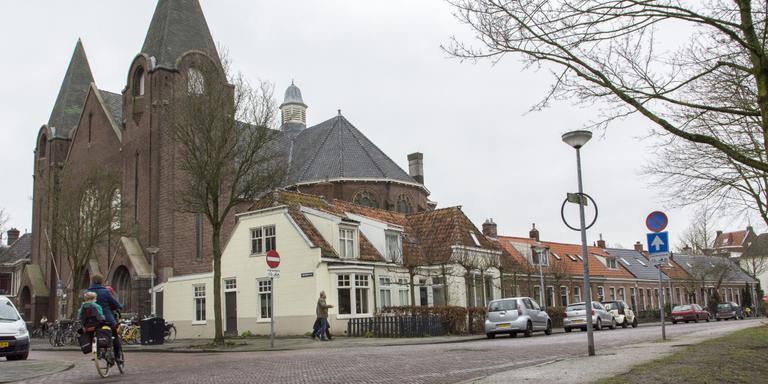 De Noorderkerk in Groningen. FOTO ARCHIEF ROELOF VAN DALEN