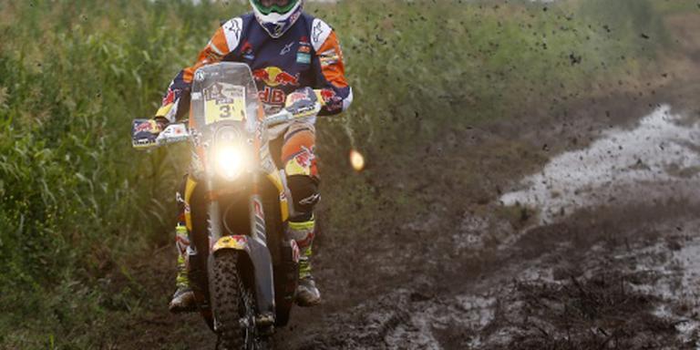 Tweede ritzege Price in Dakar Rally