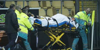 VVV-Heracles stilgelegd na blessure Promes