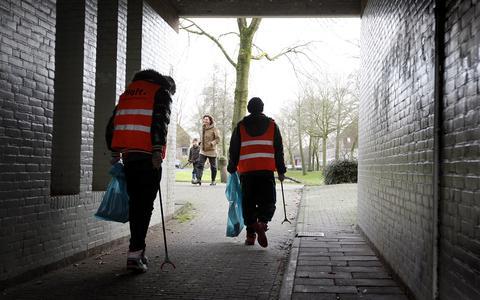 Meer jongeren met Halt-straf en zwaardere delicten
