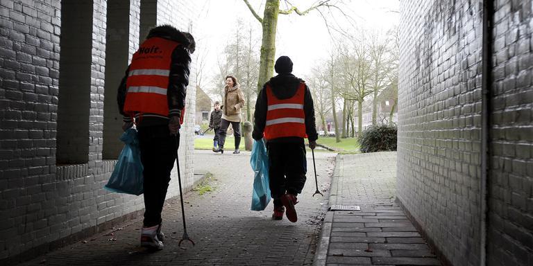 Landelijk daalde het aantal Halt-straffen, blijkt uit het Jaarverslag Halt 2018. Maar niet in Groningen, Drenthe en Friesland. Foto: ANP