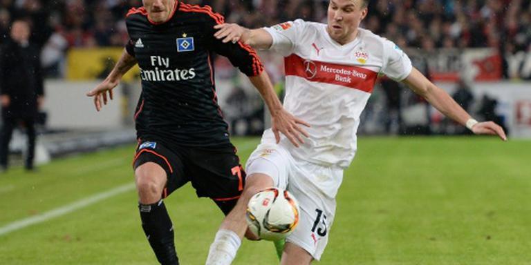 HSV schorst Ilicevic voor kopstoot