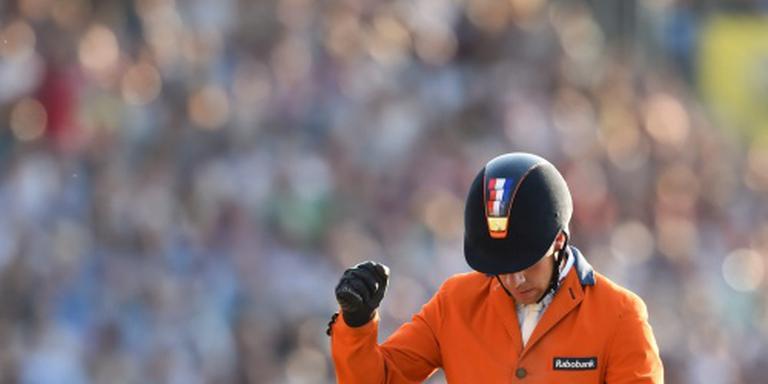 Van der Vleuten wint GP Amsterdam