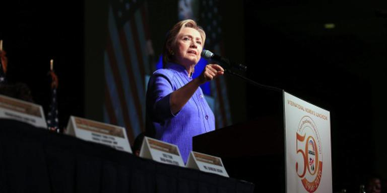 FBI ondervraagt Hillary Clinton over e-mails