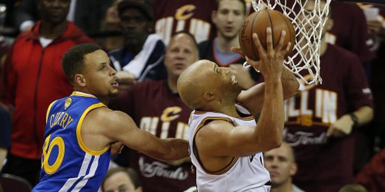 Cleveland brengt spanning terug in finale NBA