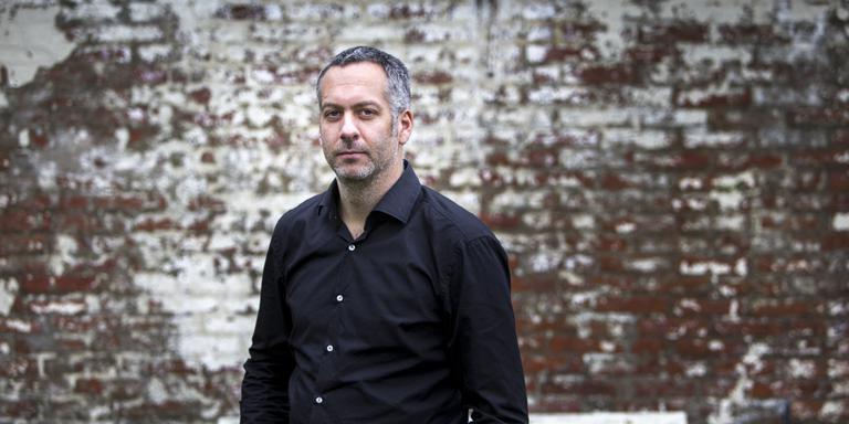 Maarten Goddijn: ,,Het gaat in feite om handjes en spullen.'' FOTO PEPIJN VAN DEN BROEKE