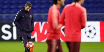 Barcelona beducht voor Lyon