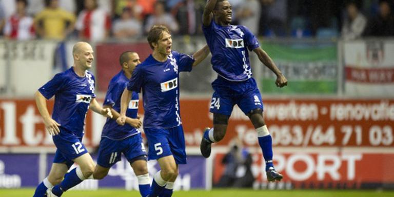 AA Gent en Anderlecht in evenwicht