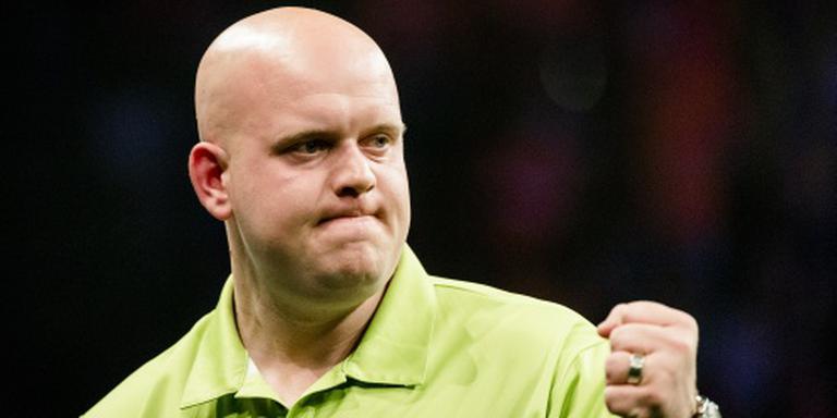 Van Gerwen wint World Matchplay opnieuw
