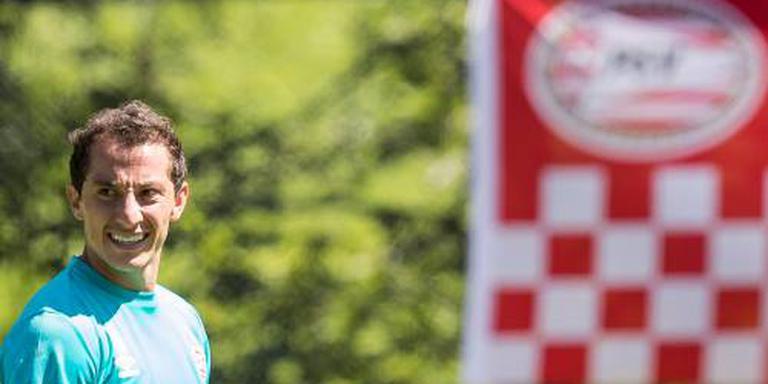 Guardado terug bij PSV