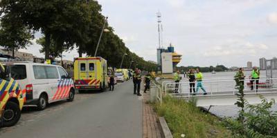 Dode aanvaring Rotterdam is Belgische van 62