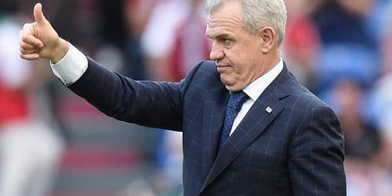 Aguirre volgt Cúper op als bondscoach Egypte