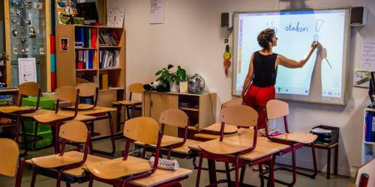 Lerarentekort groeit iets langzamer