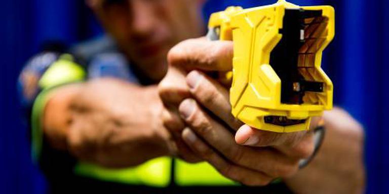 Zorginstelling onderzoekt incident met taser