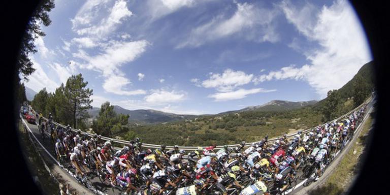 Vuelta voer voor de klimmers