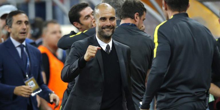 Manchester City wint opnieuw