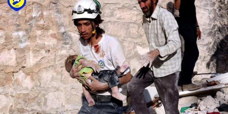 Frankrijk wil onderzoek naar misdaden Aleppo