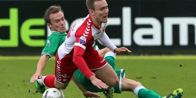 De Graafschap huurt Diemers van FC Utrecht. FOTO ANP