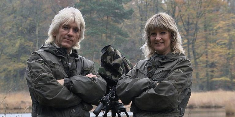 Henk Bos en Janetta Veenhove in het introductiefilmpje op NPO 3.