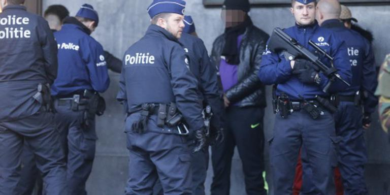 Foto archief: Politie eenheden.