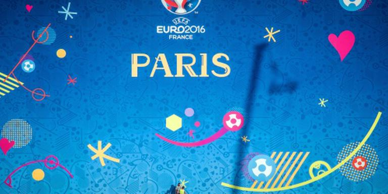 Knock-outfase breekt aan op EK voetbal