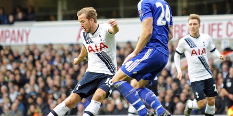 Tottenham Hotspur en Chelsea in evenwicht