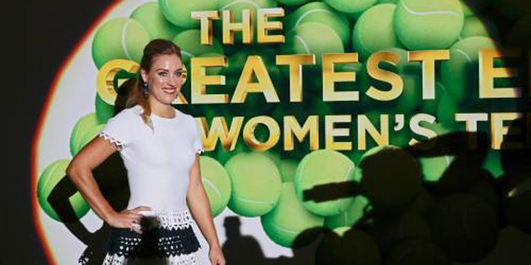 Kerber voelt zich fit genoeg voor WTA Finals