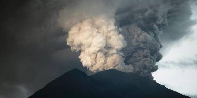 Vliegveld van Bali blijft dag langer dicht