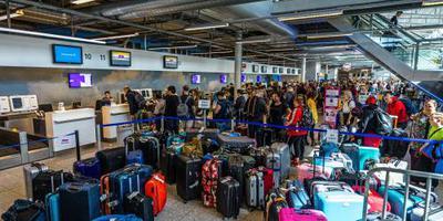Bagagesysteem Eindhoven Airport werkt weer