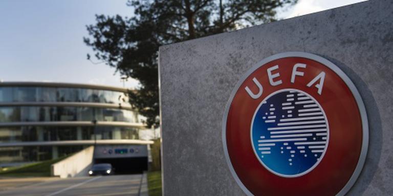 Speciale bestuursvergadering UEFA op 18 mei