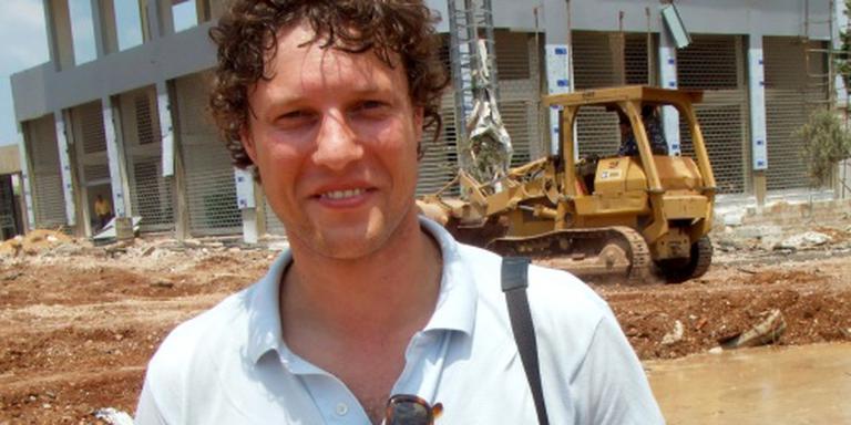 Lichaam Jeroen Oerlemans vrijdag in Nederland