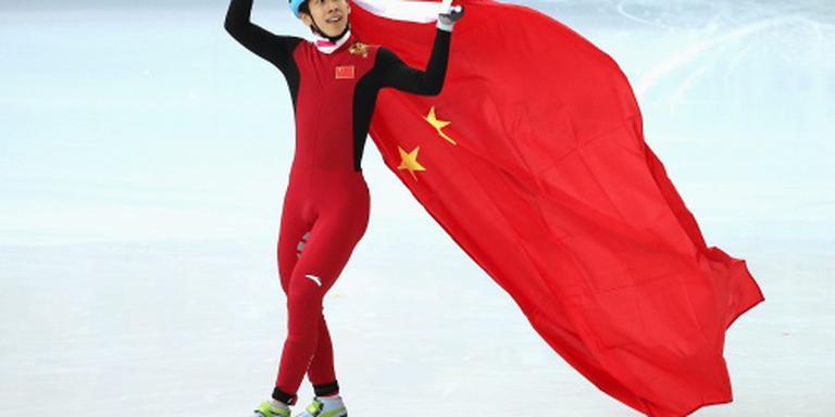 Chinees Han grijpt wereldtitel shorttrack