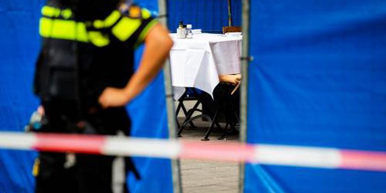 Politie toont verdachte liquidatie Amsterdam
