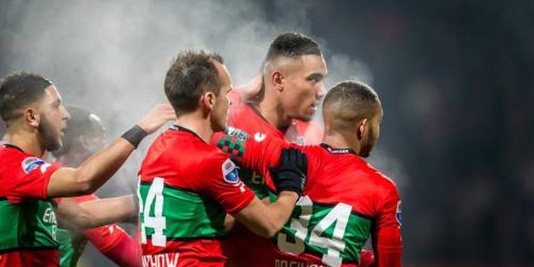 Grot leidt NEC langs FC Twente