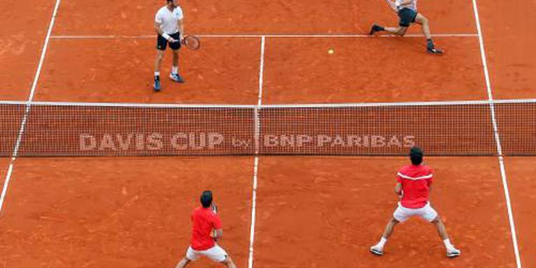 Weerstand tegen andere opzet Daviscup