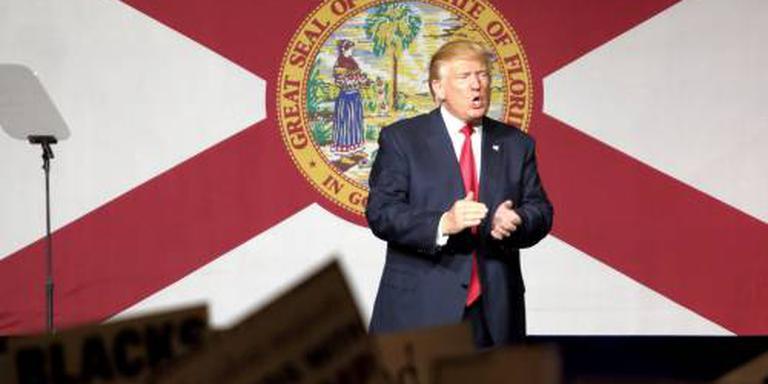 Trump dreigde al vaker met rechtszaak media