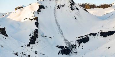 Lawine verrast skiërs in Crans-Montana