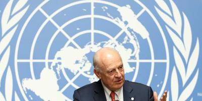Constitutionele doorbraak in Syrië