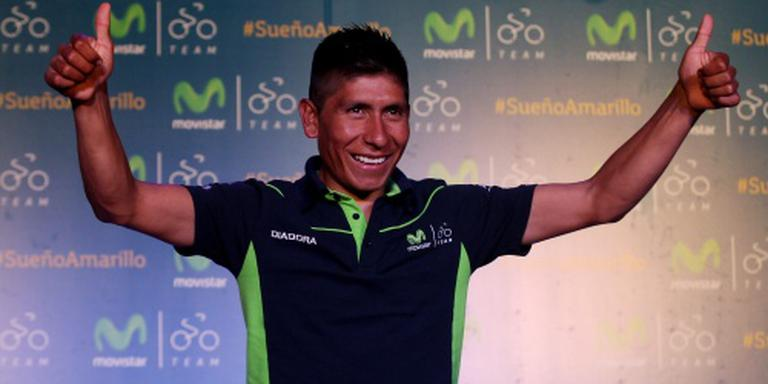Movistar wil Quintana aan Tourzege helpen