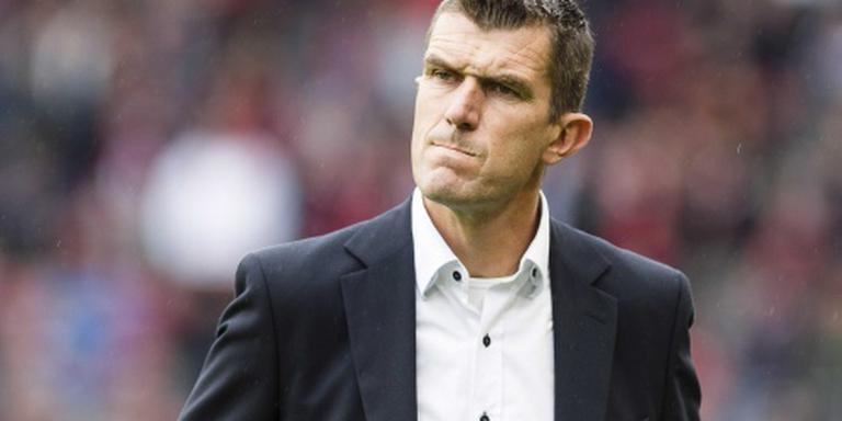 NAC-trainer Dijkhuizen geschorst