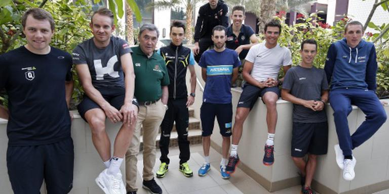 Jungels wint eerste etappe in Oman