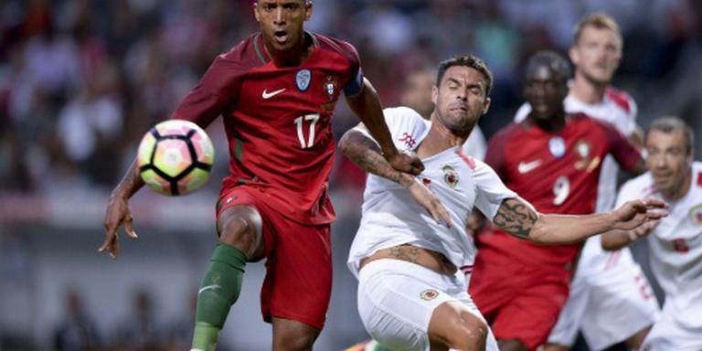 Portugal laat op stoom tegen Gibraltar