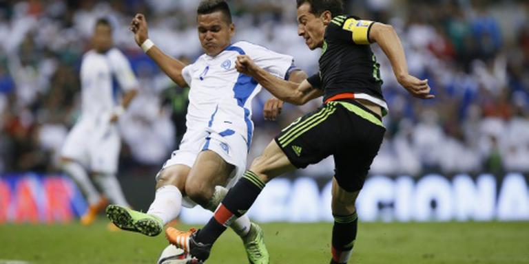 Mexico zonder Guardado naar Rio 2016
