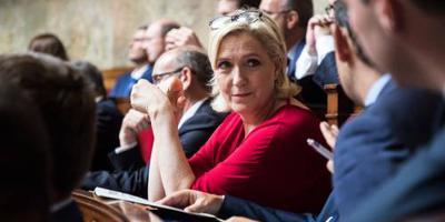 Le Pen weigert psychiatrisch onderzoek