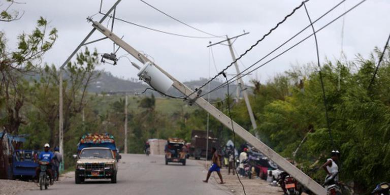 Nederlandse noodhulp en rampexpert voor Haïti