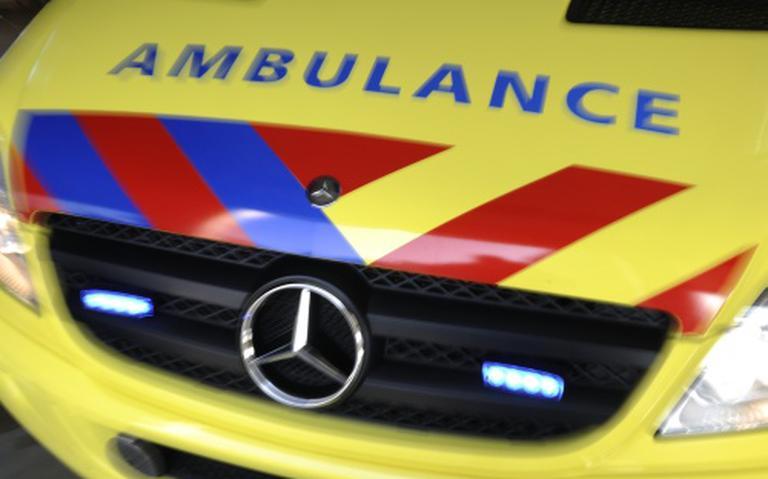 Voetganger gewond bij aanrijding in Drachten.