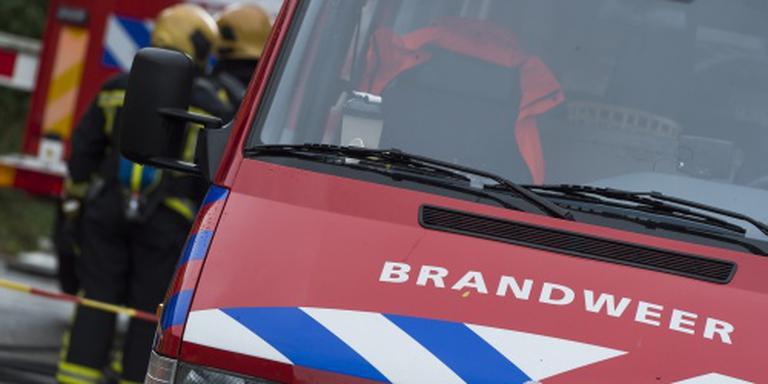 Markthallen verwoest bij brand Katwijk (NB)