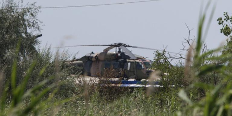 Turkse militairen in Griekenland gestraft
