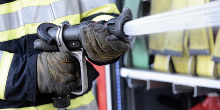 Man gewond door brand in Bilthovens chalet